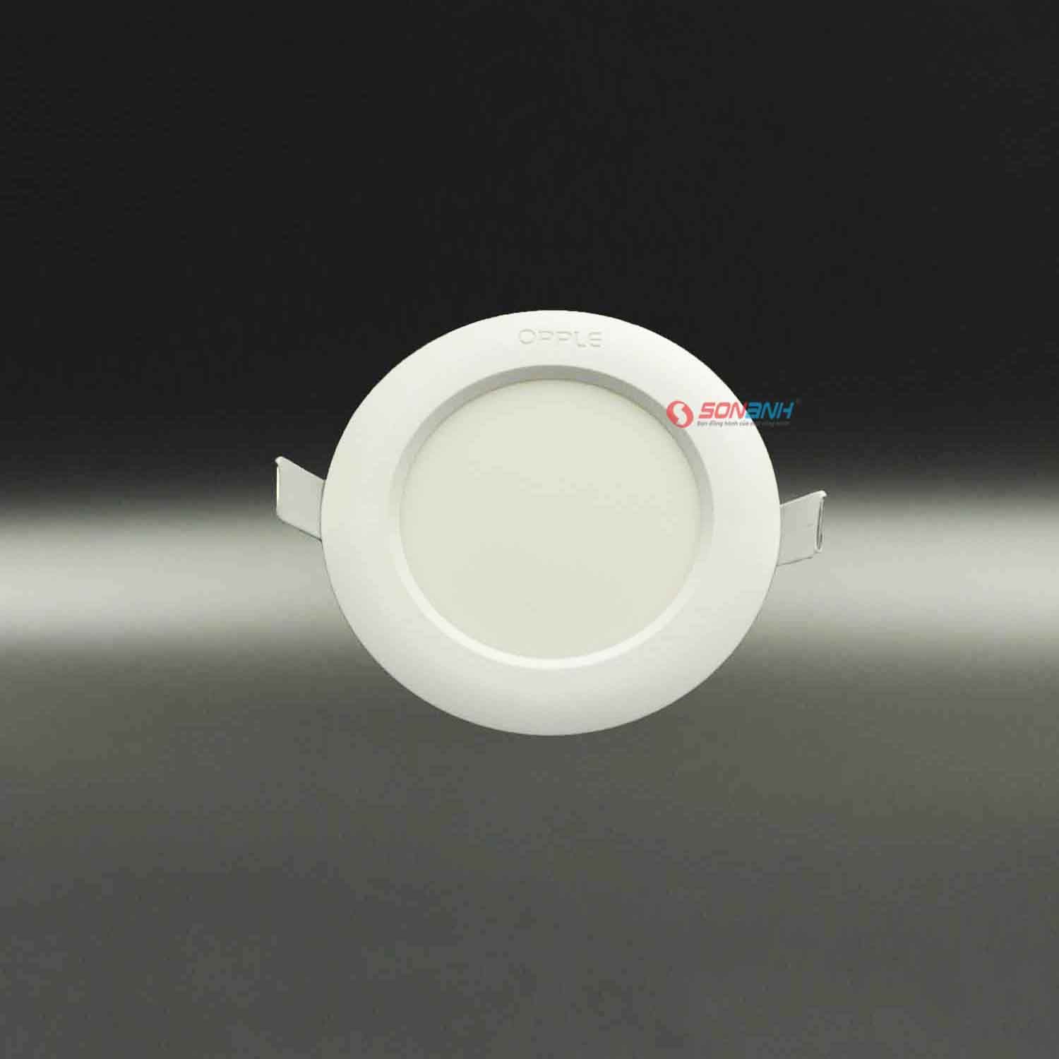 Đèn Downlight LED 12W 3000K D150 - Opple