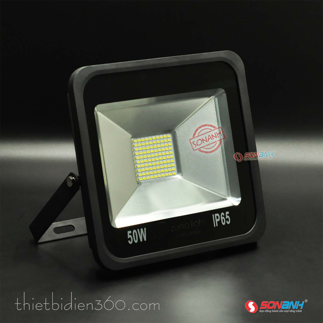 Đèn LED Floodlight 50W vàng - Zunio
